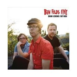 Musik: Threads+Grooves (Draw A Crowd b/w Sky High)  von Ben Folds Five