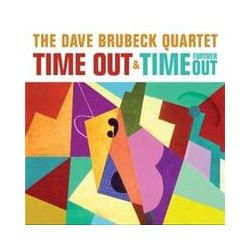 Musik: Time Out & Time Further Out-180g 2LP Gatefold  von dave Brubeck