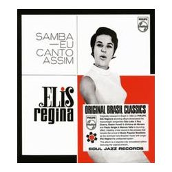 Musik: Samba-eu canto assim  von Elis Regina