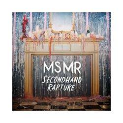 Musik: Secondhand Rapture  von Ms Mr