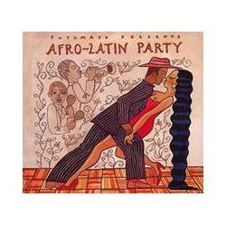 Musik: Afro-Latin Party  von Putumayo Presents