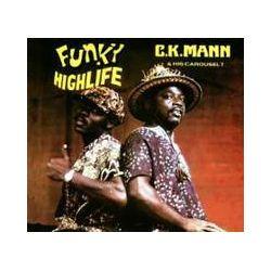 Musik: Funky Highlife  von C.K.Mann & His Carousel 7