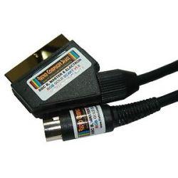 Acorn BBC B Micro High Quality RGB Scart Lead