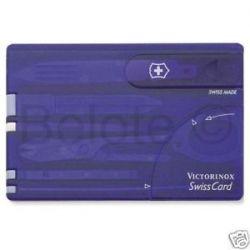 Victorinox Swiss Army SwissCard Sapphire 53928 New