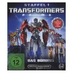 Film: (1)Das Bündnis (Platin-Edition)  von David Hartman von Transformers:Prime mit Transformers Prime