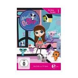 Film: (1)DVD z.TV-Serie-Der Kleine Tierladen  von Littlest Pet Shop mit Littlest Pet Shop