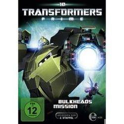 Film: (10)DVD TV-Bulkheads Mission  von David Hartman von Transformers:Prime mit Transformers Prime