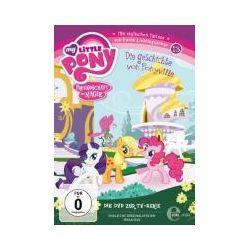 Film: (13)DVD z.TV-Serie-Die Geschichte Von Ponyville  von Jayson Thiessen von My Little Pony mit My Little Pony