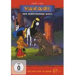 Film: (17)DVD z.TV-Serie-Der Verstoáene Wolf  von Xavier Giacometti von Yakari