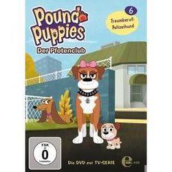 Film: (6)DVD z.TV-Serie-Traumberuf:Polizeihund  von Pound Puppies-Der Pfotenclub mit Pound Puppies