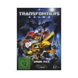 Film: (7)DVD TV-Orion Pax  von David Hartman von Transformers:Prime mit Transformers Prime
