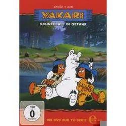 Film: (7)DVD z.TV-Serie-Schneeball In Gefahr  von Xavier Giacometti von Yakari