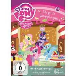 Film: (9)DVD z.TV-Serie-Im Partyfieber  von Jayson Thiessen von My Little Pony mit My Little Pony