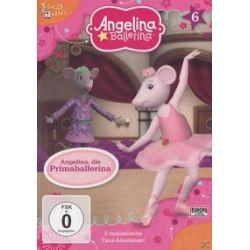 Film: 06/Angelina,die Primaballerina  von Davis Doi von Angelina Ballerina mit Angelina Ballerina