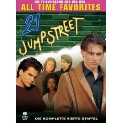 Film: 21 Jump Street-St.4/Amaray  von Kim Manners von 21 Jump Street mit Richard Grieco, Holly Robinson, Dustin Nguyen, Peter DeLuise, Steven Williams, Johnny Depp