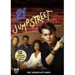 Film: 21 Jump Street - Die Komplett-Box  von Johnny Depp von Kim Manners von 21 Jump Street mit Johnny Depp, Michael Bendetti, Michael DeLuise, Frederic Forrest