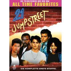 Film: 21 Jump Street - Season 1  von Marcy Carsey, Tom Werner von 21 Jump Street mit Johnny Depp, Michael Bendetti, Michael DeLuise, Frederic Forrest