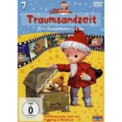 Film: 7/Traumsandzeit,Der Sandmann Ist Da  von Gerhard Behrendt von Unser Sandmännchen