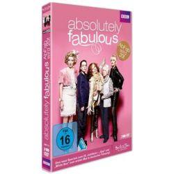 Film: Absolutely Fabulous - AbFab wird 20!  von Bob Spiers, Dewi Humphreys, Christine Gernon mit Jennifer Saunders, Joanna Lumley, Julia Sawalha, Jane Horrocks, June Whitfield