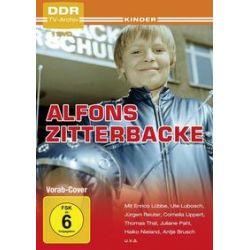 Film: Alfons Zitterbacke  von Andreas Schreiber mit Enrico Lübbe, Ute Lubosch, Jürgen Reuter, Cornelia Lippert, Thomas Thal