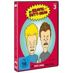 Film: Beavis and Butt-Head - Vol. 3  von Mike Judge, Yvette Kaplan mit Mike Judge