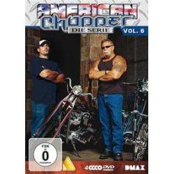 Film: American Chopper - Die komplette 6. Staffel  mit Paul Teutul Sr., Paul Teutul Jr.