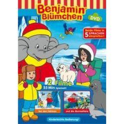 Film: Benjamin Blümchen - Bei den Eskimos / Und die Murmeltiere  von Elfie Donnelly von Benjamin Blümchen