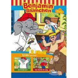 Film: Benjamin Blümchen - Der Gorilla ist weg / Als Kinderarzt  von Elfie Donnelly von Benjamin Blümchen