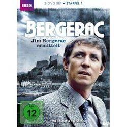 Film: Bergerac - Jim Bergerac ermittelt - Season 1  von John Nettles mit John Nettles, Terence Alexander, Sean Arnold, Mela White, David Kershaw