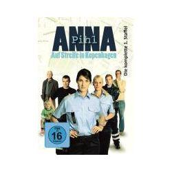 Film: Anna Pihl - Auf Streife in Kopenhagen. Die komplette 1. Staffel  mit Peter Mygind, Kurt Ravn, Paw Henriksen, Charlotte Munck