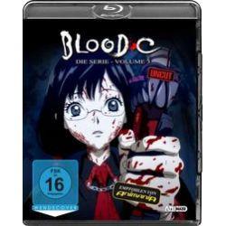 Film: Blood C: The Series - Part 3 - uncut  von Tsutomu Mizushima, Yukina Hiiro, Hiroyuki Hata mit Deutsch