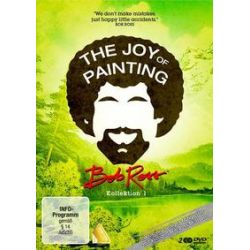 Film: Bob Ross - The Joy of Painting - Kollektion 1  von Sally Schenck mit Bob Ross