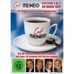 Film: Cafe Meineid - Edition 1 & 2  von Franz Xaver Bogner mit Ottfried Fischer, Elmar Wepper, Ruth Drexel, Gisela Schneeberger