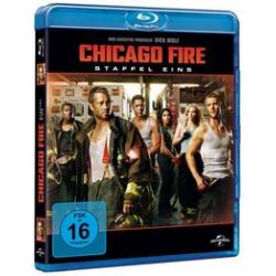 Film: Chicago Fire - Staffel 1  von Lauren German Jesse Spencer Taylor Kinney mit Jesse Spencer, Taylor Kinney, Charlie Barnett