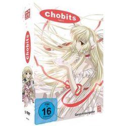 Film: Chobits - Gesamtausgabe  von Morio Asaka mit Rie Tanaka, Crispin Freeman, Tomokazu Sugita