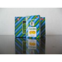 4 Boxes Golden Throat Lozenge Jin Sang Zi HOU Bao Han Pian 80 Tablets