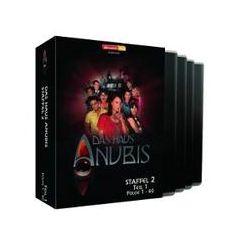 Film: Das Haus Anubis - S2.1, 4 DVD  mit Kristina Schmidt, Franziska Alber, Alicia Endemann