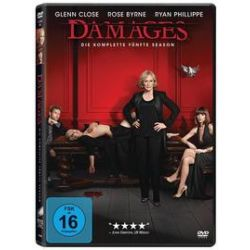 Film: Damages - Im Netz der Macht - Season 5  von Mario van Peebles mit Glenn Close, Rose Byrne, Ryan Phillippe