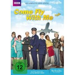 Film: Come Fly With Me  von Paul King von Matt Lucas, David Walliams, Oliver Kalkofe, Oli Welke mit Matt Lucas, David Walliams
