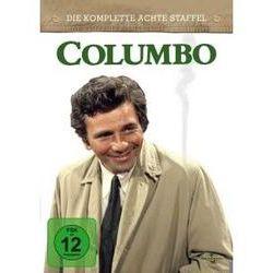 Film: Columbo - 8. Staffel  von Peter Falk / Suzanne Pleshette / Ida Lupino / Ray Milland / Vincent Price von James Frawley von Peter Falk mit Peter Falk