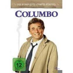 Film: Columbo - 5. Staffel  von Peter Falk / Suzanne Pleshette / Ida Lupino / Ray Milland / Vincent Price von James Frawley von Peter Falk mit Peter Falk, Leslie Nielsen, Janet Leigh, Robert Vaughn