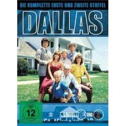 Film: Dallas - Die komplette 1. und 2. Staffel (Box Set / 7 Discs)  von Leah Markus, Joel J. Feigenbaum, Peter Dunne, Howard Lakin, Camille Marchetta, David Paulsen, Leonard Katzman, Arthur Bernard