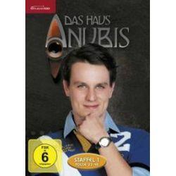 Film: Das Haus Anubis - Staffel 1.1 (3 DVDs)  von Das 1.1 Dvd 3 Haus Anubis mit Kristina Schmidt, Franziska Alber, Alicia Endemann