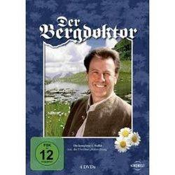 Film: Der Bergdoktor - 1. Staffel  von Klaus Gendries mit Gerhard Lippert, Walther Reyer, Enzi Fuchs, Manuel Guggenberger
