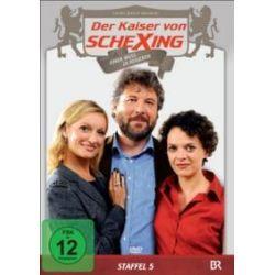 Film: Der Kaiser von Schexing  von Franz Xaver Bogner mit Dieter Fischer, Franz X. Bogner