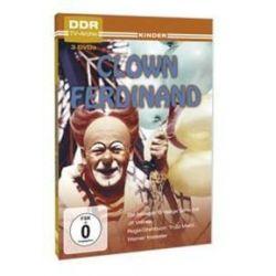 Film: DDR TV-Archiv: Clown Ferdinand  von Trutz Meinl, Werner Kreiseler mit Jiri Vrstala