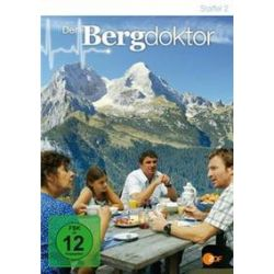 Film: Der Bergdoktor Staffel 2  von Axel de Roche von Axel de Roche von Der Bergdoktor mit Hans Sigl, Heiko Ruprecht, Monika Baumgartner, Siegfried Rauch, Natalie O`Hara, Ronja Forcher, Mark Keller,