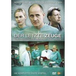 Film: Der letzte Zeuge - Staffel 1  von Ulrich Mühe, Gesine Cukrowski, Jörg Gudzuhn von Bernhard Stephan mit Ulrich Mühe, Gesine Cukrowski, Jörg Gudzuhn
