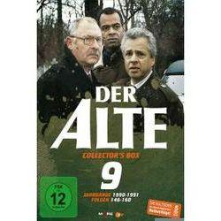 Film: Der Alte Collectors Box Vol.9 (15 Folgen/5 DVD)  von Der Alte mit Walter Kreye, Rolf Schimpf