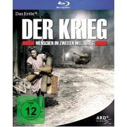 Film: Der Krieg - Menschen im zweiten Weltkrieg  von Henri de Turenne, Jean-Louis Guillaud, Daniel Costelle, Isabelle Clarke von Isabelle Clarke